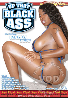 Up That Black Ass Box Cover