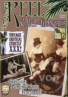 Reel Old-Timers Vol. 12 Box Cover