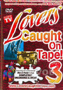 Lovers Caught On Tape! 3 Box Cover