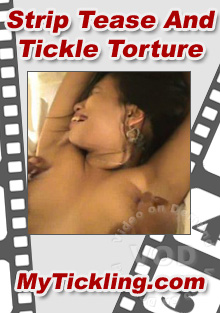 Strip Tease And Tickle Play Box Cover