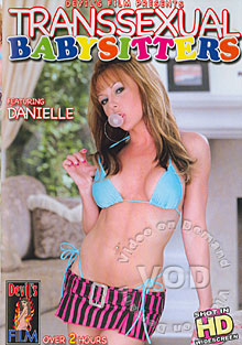 Transsexual Babysitters Box Cover