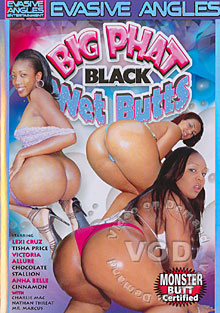 Big Phat Black Wet Butts Box Cover