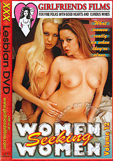 Women Seeking Women Volume 12 Box Cover