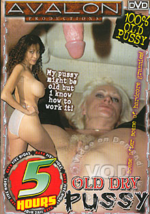 Old Dry Pussy Box Cover