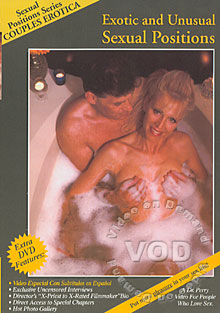 Exotic And Unusual Sexual Positions Box Cover