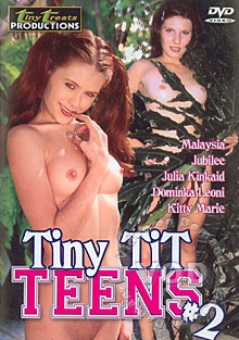 Tiny Tit Teens #2 Box Cover