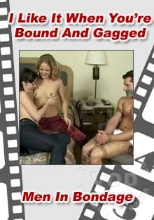 I Like It When You're Bound And Gagged Box Cover
