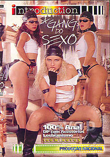 A Gang Do Sexo Box Cover