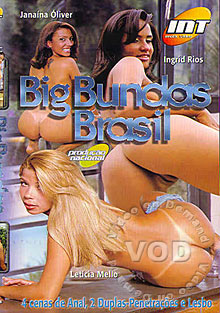 Big Bundas Brasil Box Cover