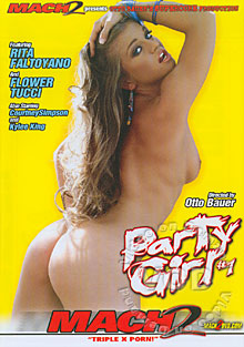 Party Girl #1 Box Cover