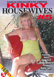 Kinky Housewives #5 Box Cover