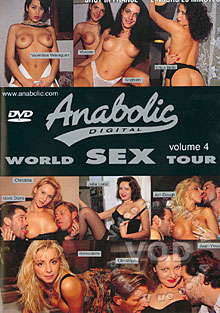 World Sex Tour Volume 4 Box Cover