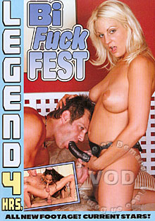 Bi Fuck Fest Box Cover
