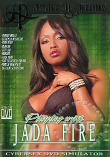 Playing With Jada Fire Box Cover