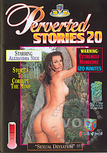 Perverted Stories 20 Box Cover