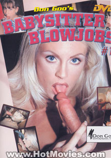 Babysitter Blowjobs #1 Box Cover