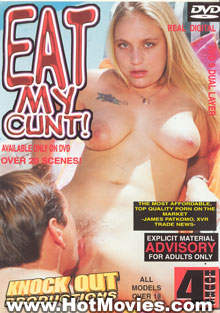 Eat My Cunt! Box Cover
