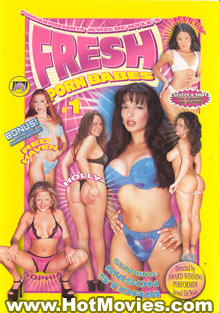 Fresh Porn Babes #1 Box Cover