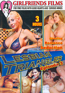 Lesbian Triangles Episode 3 Box Cover