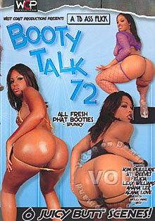 Booty Talk 72 Box Cover