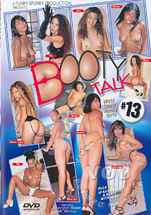 Booty Talk #13 Box Cover