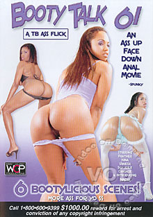 Booty Talk 61 Box Cover