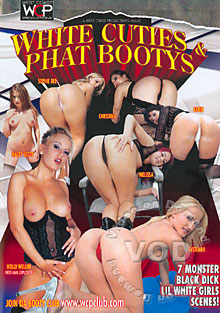 White Cuties & Phat Bootys Box Cover
