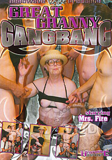 Great Granny GangBang Box Cover
