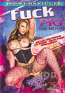Fuck Pig - The Movie Box Cover