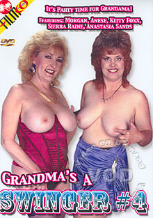 Grandma's A Swinger #4 Box Cover
