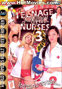 Teenage Transsexual Nurses 3 Box Cover