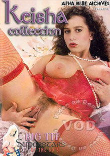 Keisha Collection Box Cover