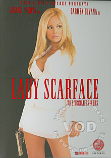 Lady Scarface Box Cover