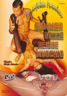 Sommer Sonne Heisse Muschis Box Cover