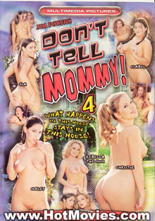 Don't Tell Mommy! 4 Box Cover