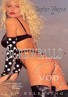 Screwballs Box Cover