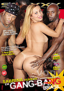 Gang-Bang Brazil Box Cover