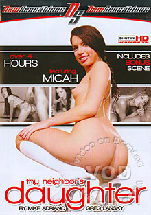 Thy Neighbor's Daughter Box Cover