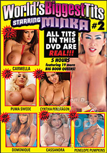 World's Biggest Tits #2 Box Cover