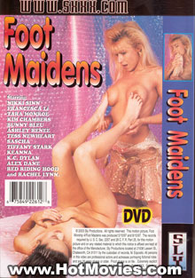 Foot Maidens Box Cover