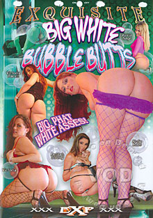 Big White Bubble Butts Box Cover