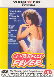 Centerfold Fever Box Cover