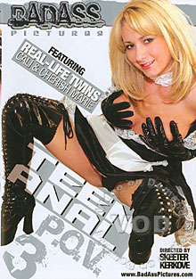 Teen Anal P.O.V. 3 Box Cover