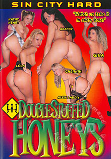 Double Stuffed Honeys Box Cover