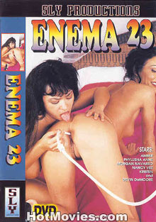Enema 23 Box Cover