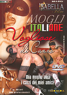 Mogli Italiane Vogliose Di Cazzi Box Cover