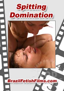 Spitting Domination Box Cover