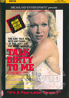 Talk Dirty To Me Box Cover