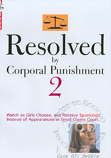 Resolved By Corporal Punishment 2 Box Cover