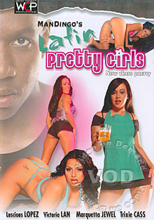 Mandingo's Latin Pretty Girls #1 Box Cover